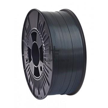 PLA - Metalická černá [NEBULA]