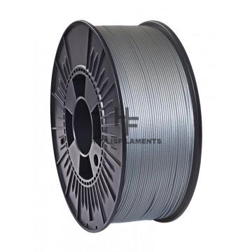 PLA - Metalická stříbrná...